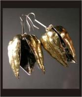 earrings by Lena Marie Echelle